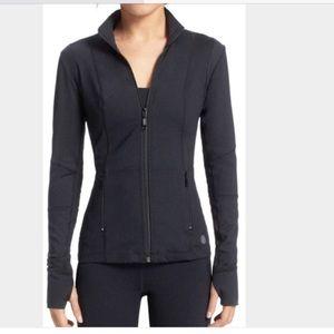*CABI* Style #635 Black Tech Jacket - Size L